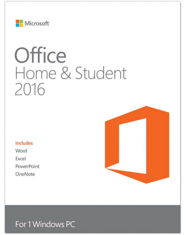 Microsoft Office Home and Student 2018 64 bit